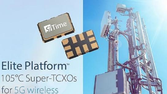 SiTime宣布Elite Platform恒温振荡器(TCXO)