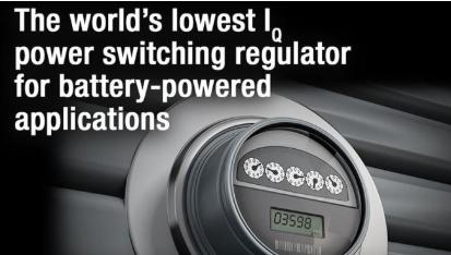 德州仪器推出超低功率开关稳压器TPS62840